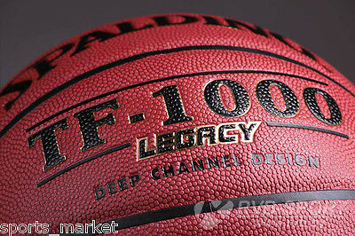 NEW Spalding TF1000 Legacy Indoor Basketball - Free Express Shipping -