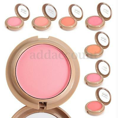 8Color Colors Blusher Makeup Cosmetic Blush Powder Palette Pink Rose Coral