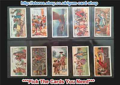 ☆ Lambert & Butler - Pirates & Highwaymen 1926 (G/F) *Pick The Cards You Need*