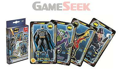 Batman Giant Playing Cards - Games/puzzles Puzzles And Jigsaws Brand New