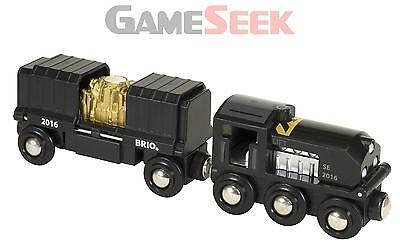 Brio Special Edition 2016 Train 33839 - Toys Brand New Free Delivery