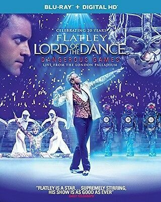 Lord Of The Dance: Dangerous Games (2016, Blu-ray NEUF) (RÉGION A)