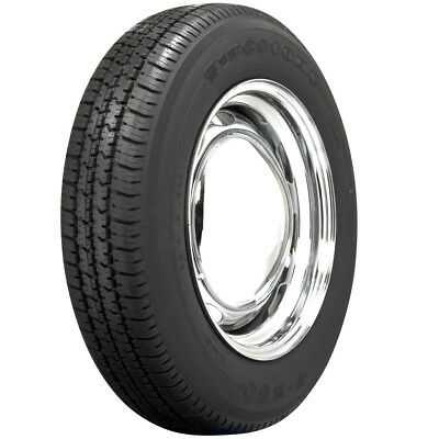 155R15 Firestone Blackwall Radial Tire F560