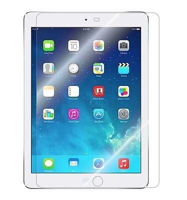 5 x Ultra Clear LCD Screen Protector Cover Guard Shield for iPad Air 1 & 2 UK