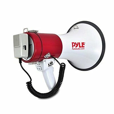 Pyle PMP52BT Bluetooth Megaphone with Bullhorn