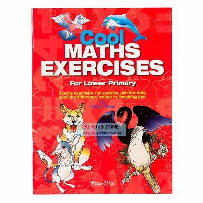 Cool Maths Exercises Book Lower Primary