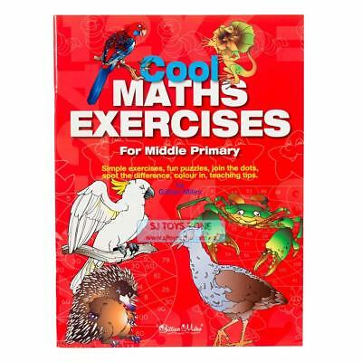 Cool Maths Exercises Book Middle Primary