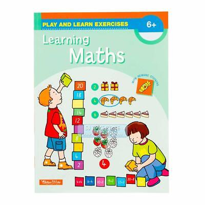 Play and Learn Exercises Book Learning Maths