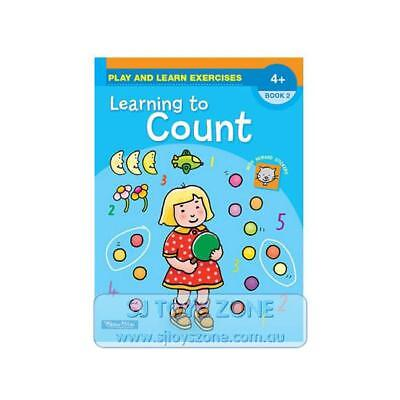 Play and Learn Learning to Count Book 2