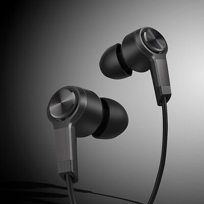 Black Stereo Piston 3 III In-ear Earphone Headset With Remote Mic For Xiaomi HS