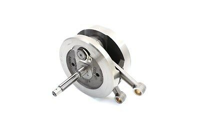 """USA Made!  4-1/2"""" Stroke Flywheel Assembly assembled & trued w shafts"""