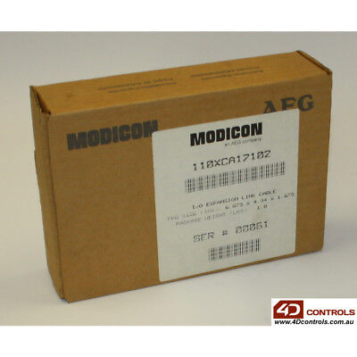 Modicon 110XCA17102 I/O EXPANSION LINK CABLE - New Surplus Sealed