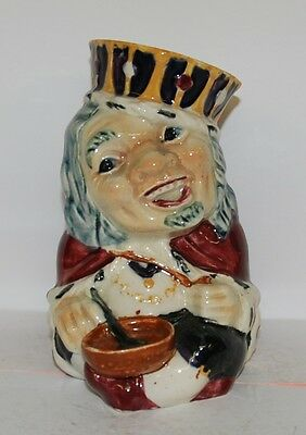 Shorter & Son Pottery Character Jug Old King Cole *** Great Condition ***