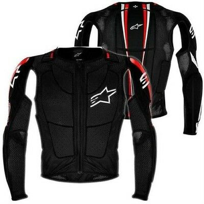 Alpinestars Bionic Plus Safety Jacket Protector shirt motocross enduro mx quad
