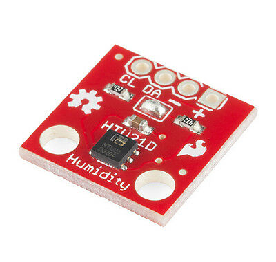 1Pcs Breakout HTU21D 1.5V-3.6V Temperature and Humidity Sensor Module uk2015