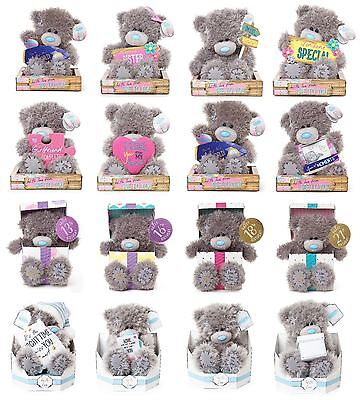 Me to You 2016 Soft Plush Teddies Selection - Choose Your Tatty Teddy Gift