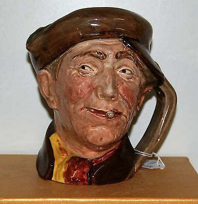 Large Royal Doulton Character Jug Arry D6207 *** Perfect ***