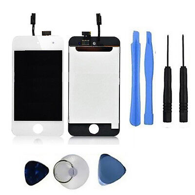 Replacement LCD Display Touch Screen Digitizer For iPod Touch 4 4th Gen White