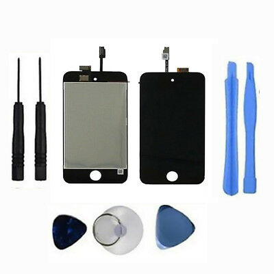 Replacement LCD Display & Digitizer for iPod Touch 4th Gen Generation Black