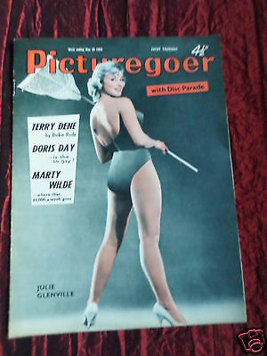Picturegoer - Uk Movie Magazine - 30 May 1959 -James Mason - Doris Day