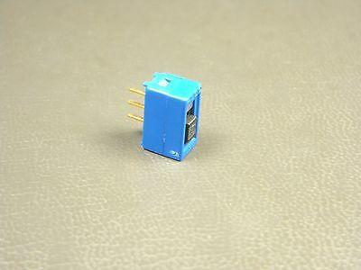 MSSA104D-1 Alco Slide Switch Single Pole Double Throw Thru-Hole 3A NOS