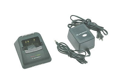 Motorola NTN1171A Radio Battery Charger & Power Supply