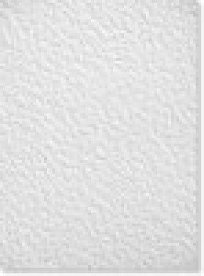 Crafters Companion HAMMERED TEXTURED CARD 300gsm WHITE A4 x 10 Sheets