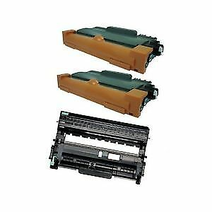 For Brother 1x DR420 2x TN450 Drum/Toner DCP-7060D 7065DN 2130 2132 2220 2230