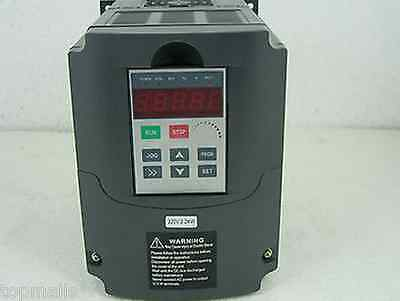 New 2.2KW Variable Frequency Drive VFD Inverter 3HP US1