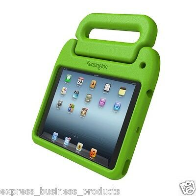 Kensington SafeGrip Rugged Carry Case & Stand for iPad Mini Green - AA67795
