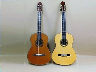 TWO Guitars - Fine Classical Guitar Clearance - Mixed Pair 2-Pack #1
