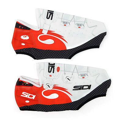 Sidi Wire Lycra Bike Bicycle Cycling Overshoes Clipless Shoes Covers - SD-440033
