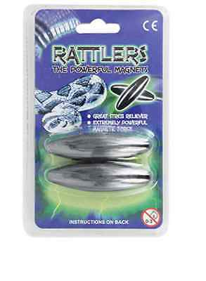 Rattlers powerfull stress reliever magnets