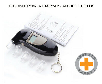 ** Digital Breathaliser ** test the alcohol in your breath * Australian Business