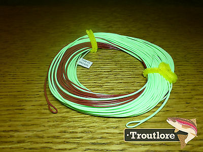 Wf6S3 Weight Forward Sink Tip Line #6 Sinking Loop Ends- New Fly Fishing Line