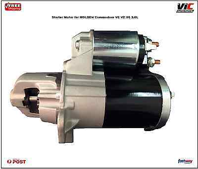 Starter Motor Mitsubishi Type1.2kW 12V 12T 32mm CW Holden Commodore VZ-VE V6 Ly7