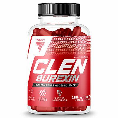 Clenburexin 90-270 Capsules Fat Tissue Reduction Fat Burner Weight Loss Slimming