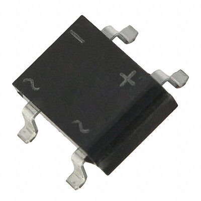 5x DF08S Bridge rectifier 800V 1.5A FAIRCHILD SEMICONDUCTOR