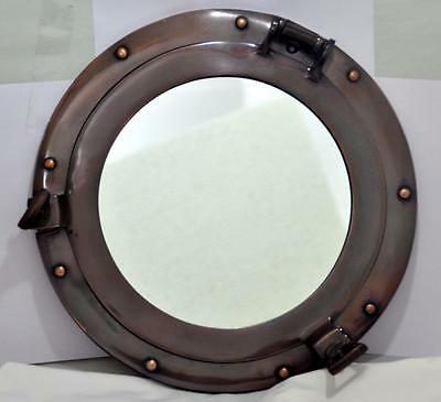 Ship's Port hole Mirror Wall Decor Nautical Gift Porthole