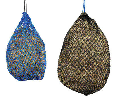 """Shires Greedy Feeder Haynet Haylage Net. 1"""" holes, Small or Large ALL SIZES"""