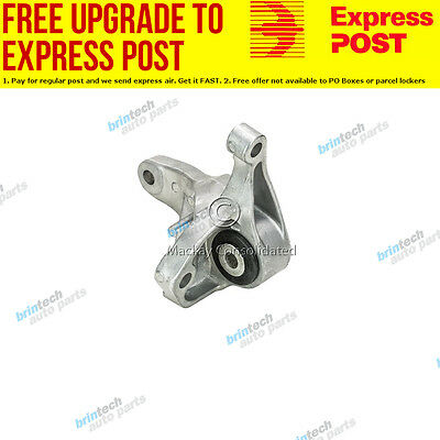 MK Engine Mount 2012 For Ford Fiesta WT 1.6 litre HHJ Auto & Manual Rear Lower