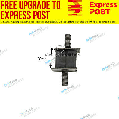 MK Engine Mount 1997 For Ford Courier PD 2.5 L WL Auto & Manual Rear Left Hand