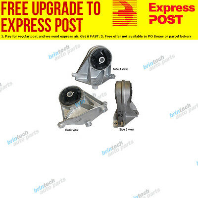 Aug | 2008 For Holden Captiva CG 2.0L Z20S1 Auto & Manual Front Engine Mount