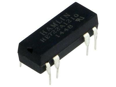 HE722A1210 Relay reed DPST-NO Ucoil12VDC max200VDC Rcoil500Ω 288mW LITTELFUSE