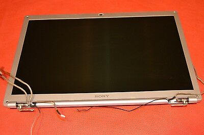 Lcd Display Sony Vaio Vgn-Fz11Z Complete Komplett