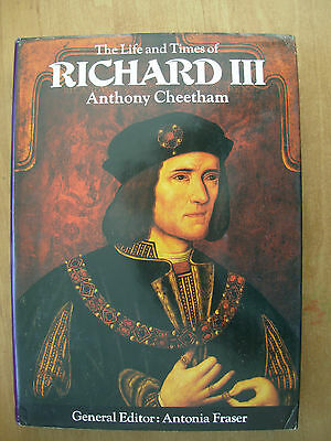 The Life And Times Of Richard 111 - Kings And Queens Of England - Hb Book