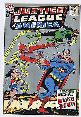 Justice League of America 25 VG+