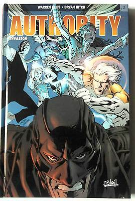 AUTHORITY   2  INVASION ( Bryan Hitch / Warren Ellis ) Image comics/  soleil
