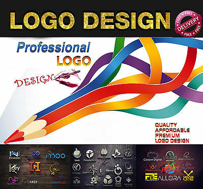 Professional Custom Logo Design - Vector File - Unlimited Revision /full Service