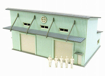 Sankei MP01-139 Warehouse B 1/220 Z scale